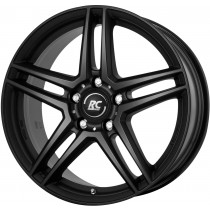 Brock RC17 17x7,5 5x112 black matt
