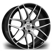 Riviera RV170 19x8,5 Black Polished