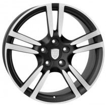WSP Italy Saturn 21x10 5x130 ET50 71,6 anthracite polished