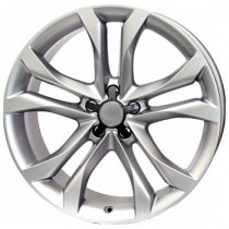 MSW Italy Seattle 18x8 5x112 ET47 66,6 silver