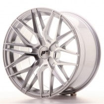 Japan Racing JR28 20x8,5 blank silver machined