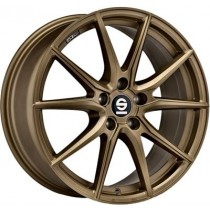 Sparco DRS 18x8 rally bronze