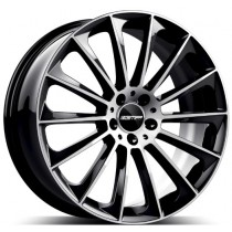 GMP Stellar Black Diamond 19x8.5 5x112