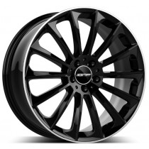 GMP Stellar Black Diamond Lip 17x7.5 5x112