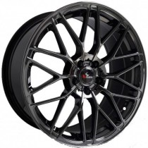 Kmann SV2 19x8,5 Black Chrome