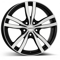 Dezent TC dark 16x6,5