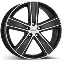 Dezent TH dark 18x8