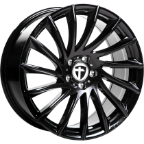 Tomason TN16 black 18x8