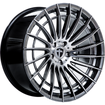 Tomason TN21 hyperblack polished 20x10