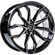 Tomason TN22 hyper black polished 19x8,5