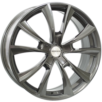 Monaco Torque 17x8 anthracite polished