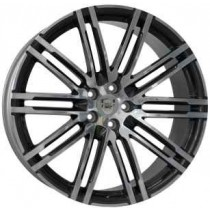 WSP Italy Tokyo W1057 21x10 anthracite polished