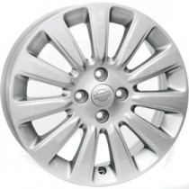 WSP Italy Micra W1853 15x5,5 silver