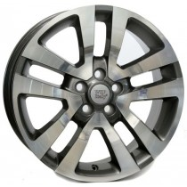 WSP Italy Ares W2355 20x9,5 anthracite polished
