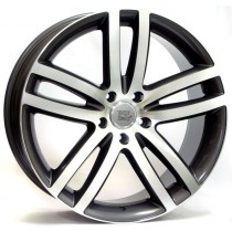 WSP Italy Q7 Wien 4.2 W551 18x8 anthracite polished