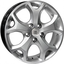 WSP Italy Max-Mexico W950 18x8 hyper silver