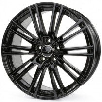 WheelWorld WH18 18x8 Black glossy
