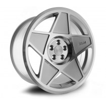 3SDM 005 18x8,5 Silver Polished