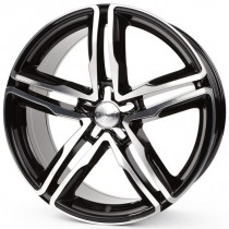WheelWorld WH11 19x8,5 black polished