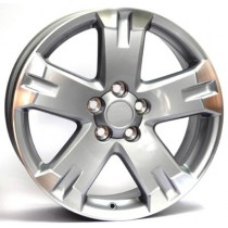 WSP Italy Catania W1750 18x7,5 silver polished