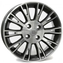 WSP Italy Valencia W150 14x5,5 anthracite polished