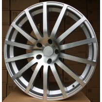 Racing Line RLXF287 silver polished 22x10,5 5x130 ET45 71,56