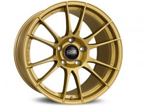OZ Ultraleggera 17x7,5 race gold