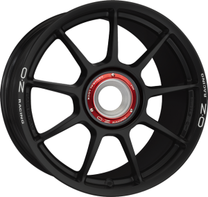 OZ Challenge HLT Central 18x9 Matt Black