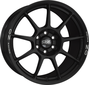 OZ Challenge HLT 18x13 Matt Black