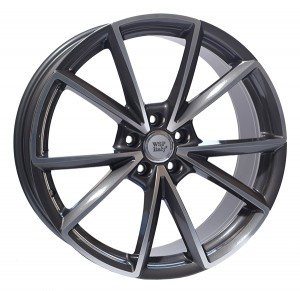 WSP Italy Aiace 20x8,5 anthracite polished