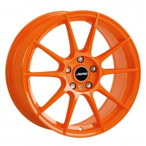 AUTEC TYPE W - WIZARD RACING ORANGE 16x7