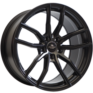Forzza Sigma 19x8,5 5x112 ET42 66,6 black magic