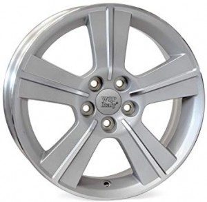 WSP Italy Orion 16x6,5 5x100 ET48 56,1 silver polished