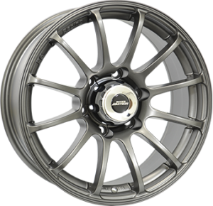 Inter Action Track 17x8 anthracite
